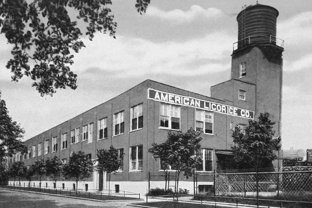 American Licorice 1914 Chicago Factory