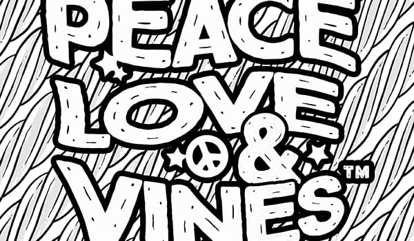 Red Vines Coloring Page 4