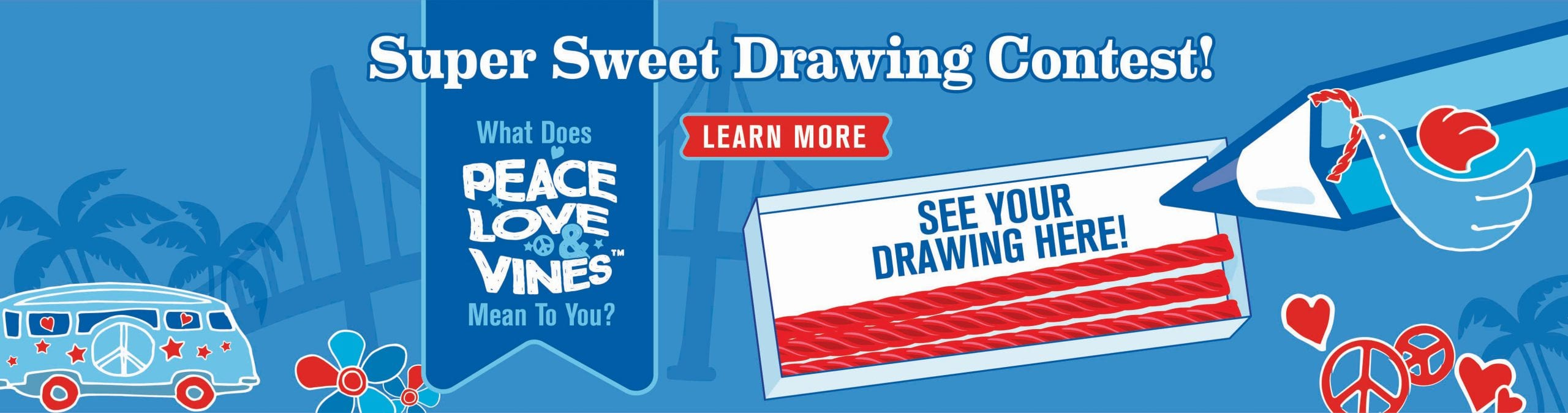 Super Sweet Drawing Contest