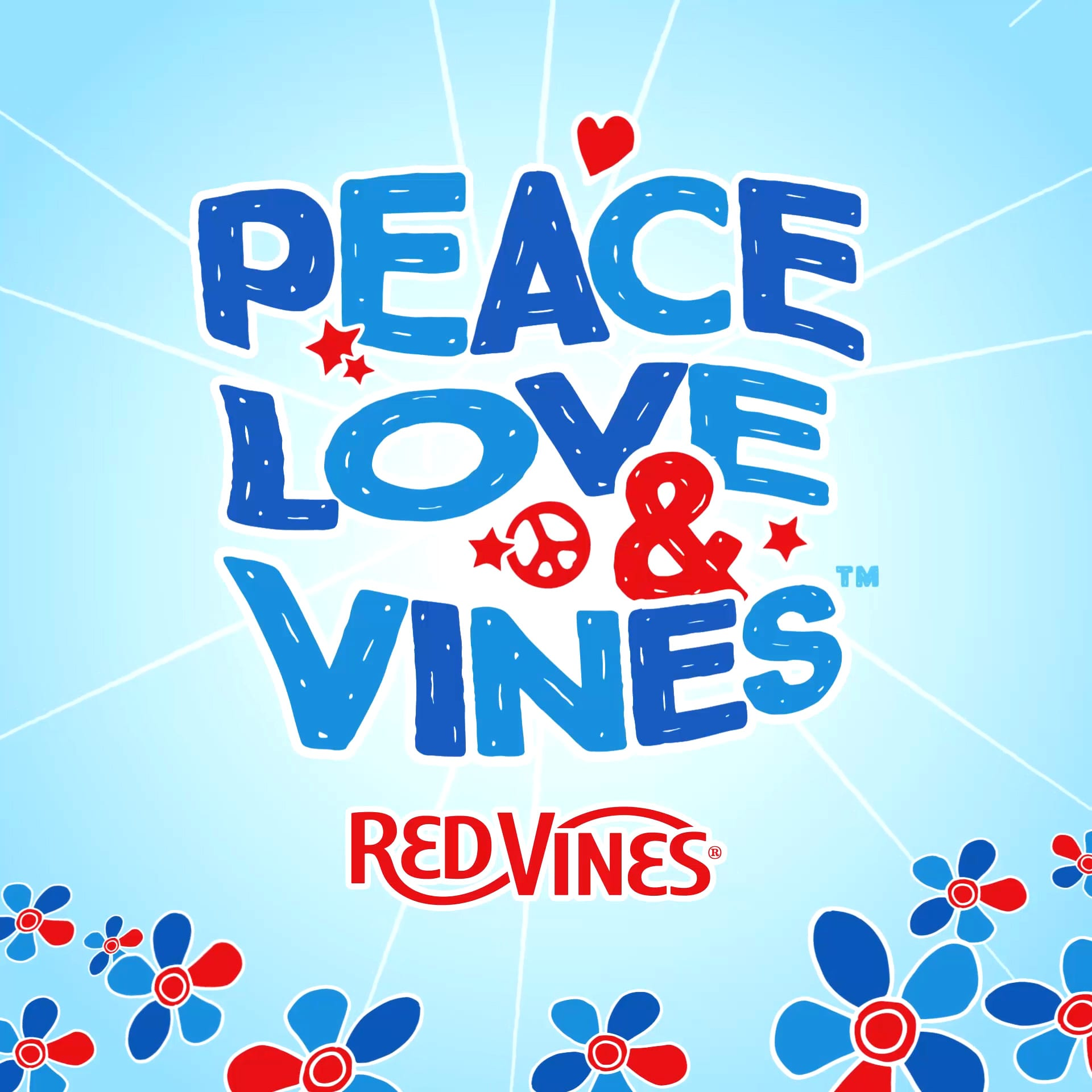 Peace, Love and Vines